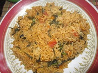 Vegetable Dum Biriyani
