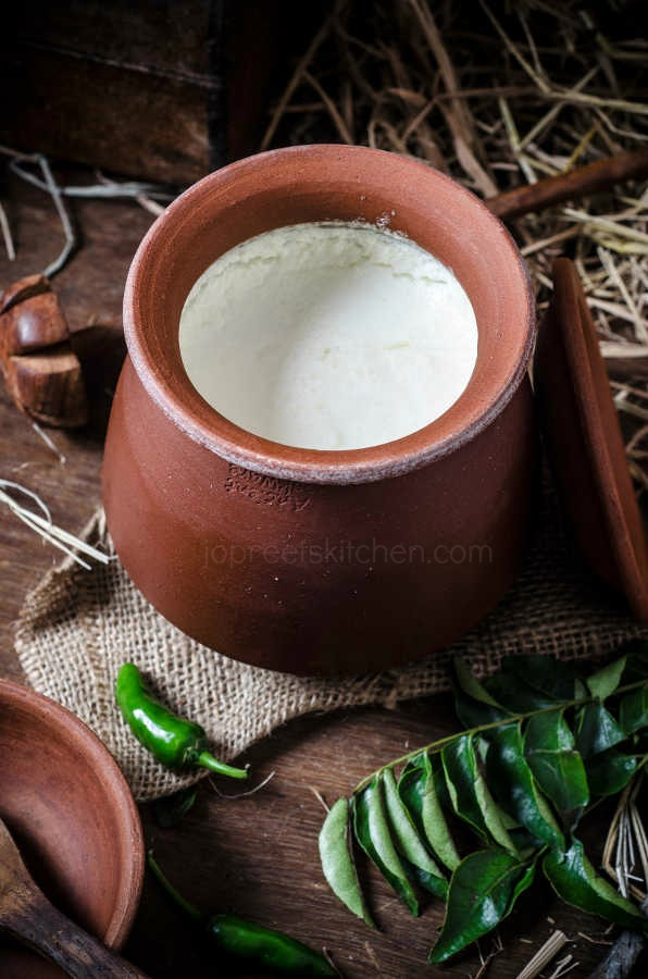 How to make thick curd at home