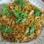 Muttai(Egg) Bread Upma