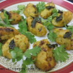 Cabbage Muthia (Steamed Cabbage Dumplings)