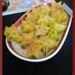 Star Fruit Chaat
