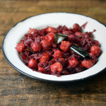 Beetroot-Channa Stir-Fry