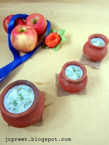Apple Morr (Apple Buttermilk)