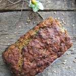 Wheat Zucchini & Carrot Bread