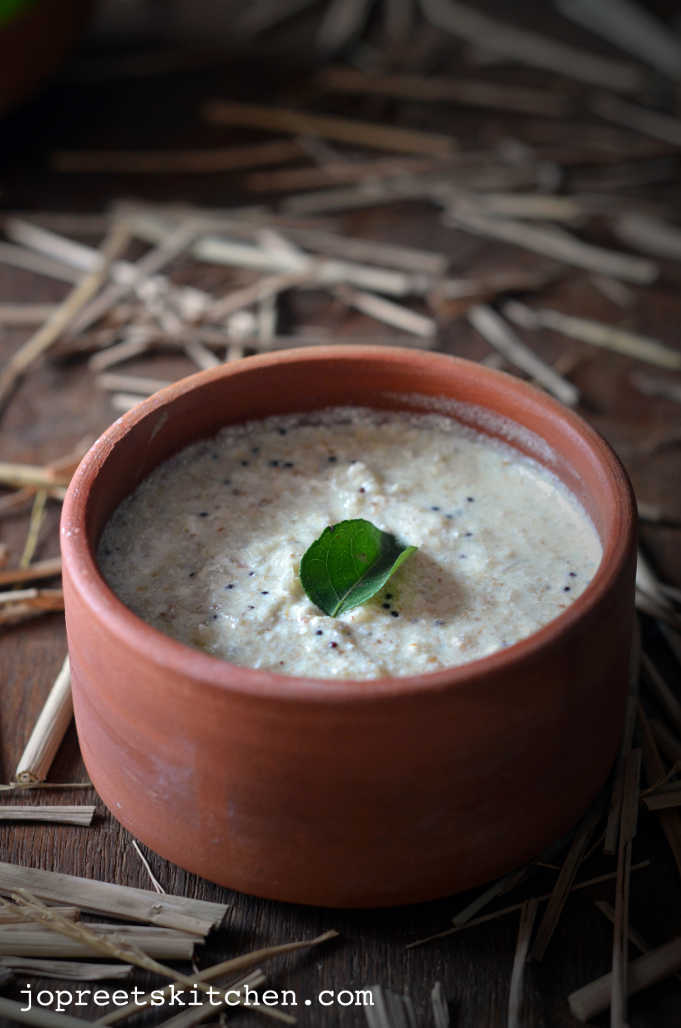 Mullangi Pachadi / Raita – Easy Lunch Recipes
