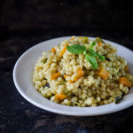 Vegetable & Barley Pulao / Pilaf