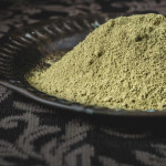 Vallarai Keerai Kollu Podi / Brahmi Leaves & Horsegram Powder – for Rice, Idli & Dosa