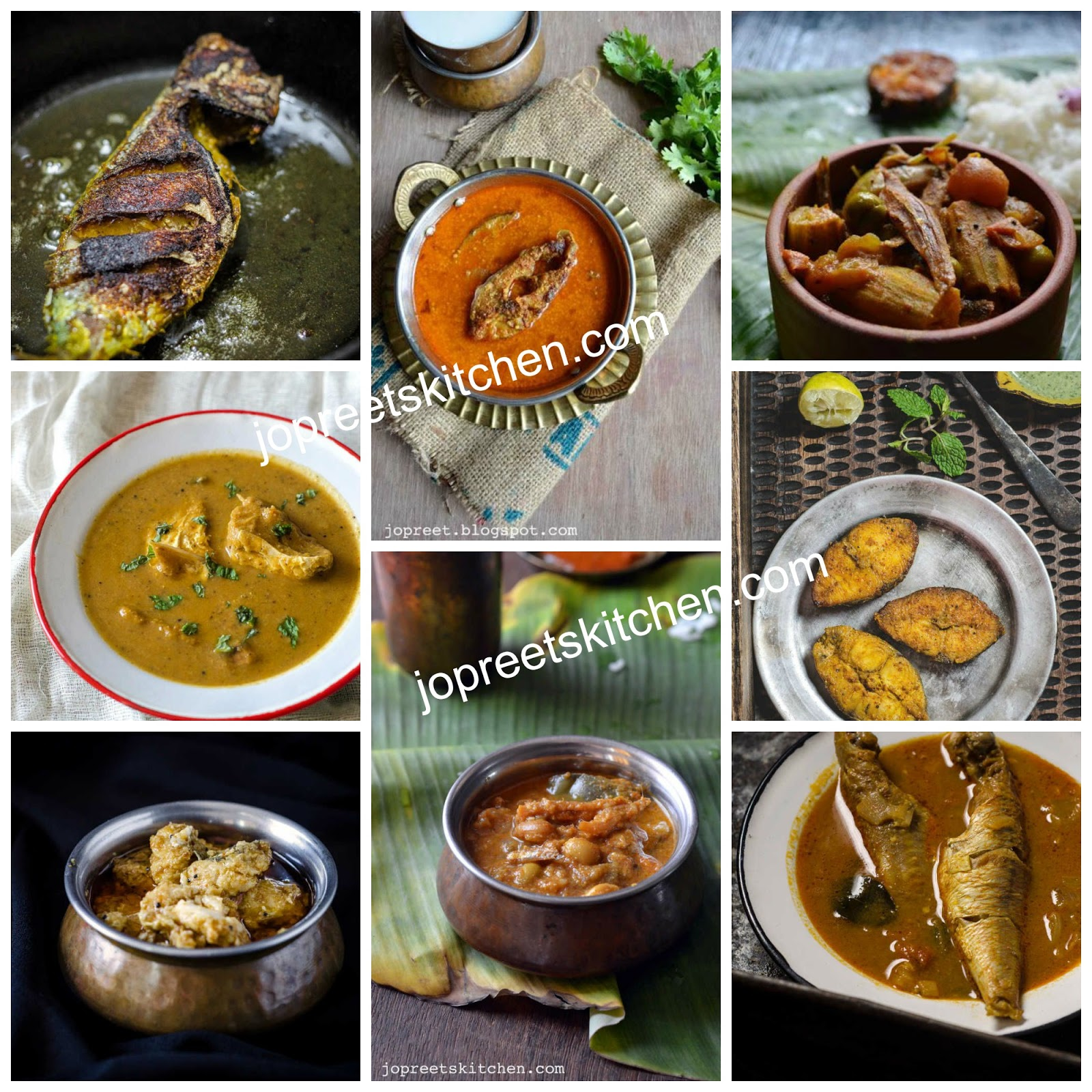40+ Indian Style Fish Recipes