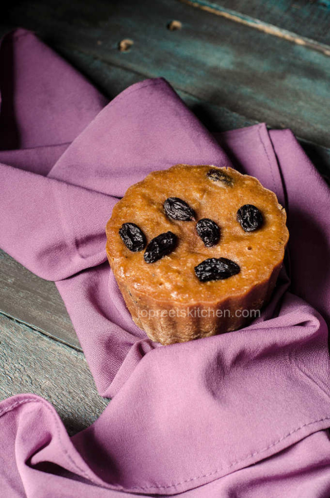 Steamed Coconut Amp Raisin Pudding New Year Special Recipe