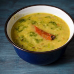 Palak Moong Dal / Spinach Dal Recipe