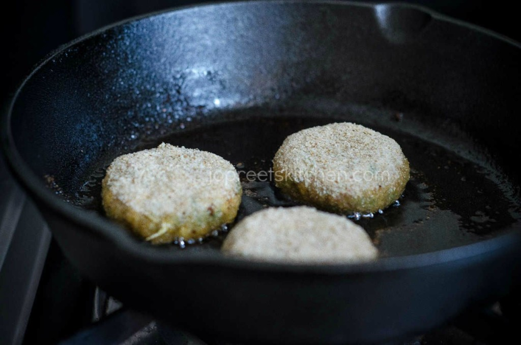 Cutlet Making