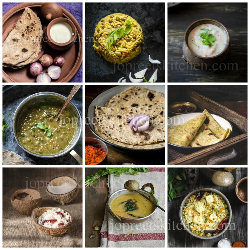 Easy Healthy Indian Lunch Box Recipes Jopreetskitchen