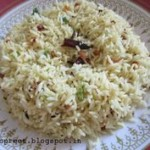lemon salt rice