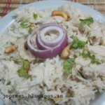 simple pulao