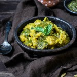 Indian Style Mashed Pumpkin with Turmeric