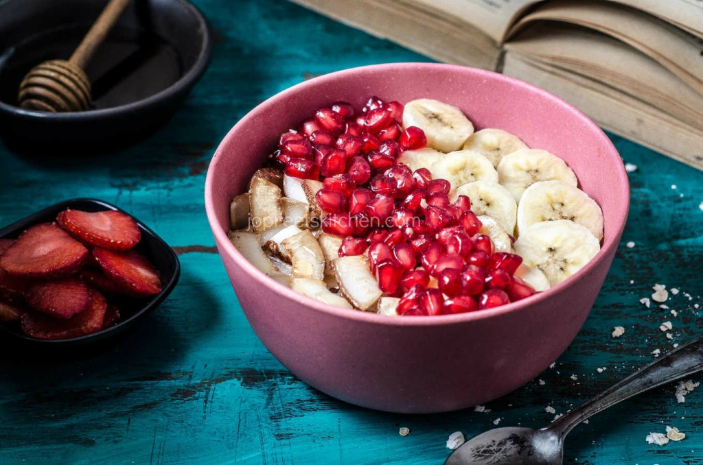 Coconut Banana Porridge
