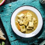 Ginger Garlic Tofu Curry