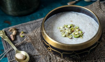 Broken Wheat Kheer / Godhumai Rava Payasam