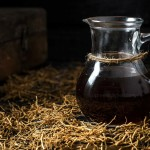 Homemade Vetiver Sharbat / Khus Syrup
