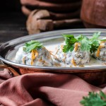 Stuffed Dahi Vada Recipe