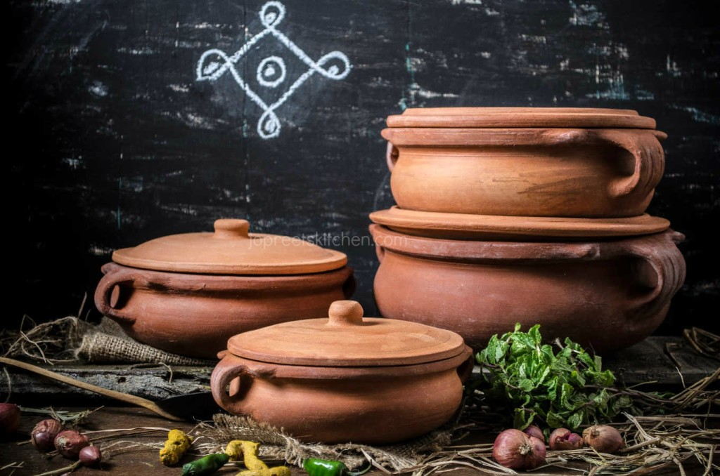 Ancient Cookware Pots