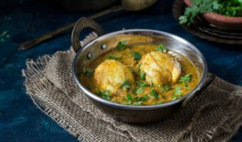 Kolhapuri Egg Curry | Egg Curry Recipes