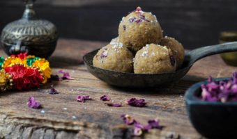 Tofu Coconut Ladoo, Ganesh Chaturthi Recipes
