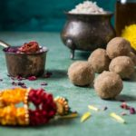 Aval Urundai, No Ghee Poha Honey Ladoo | Diwali Sweet Recipes
