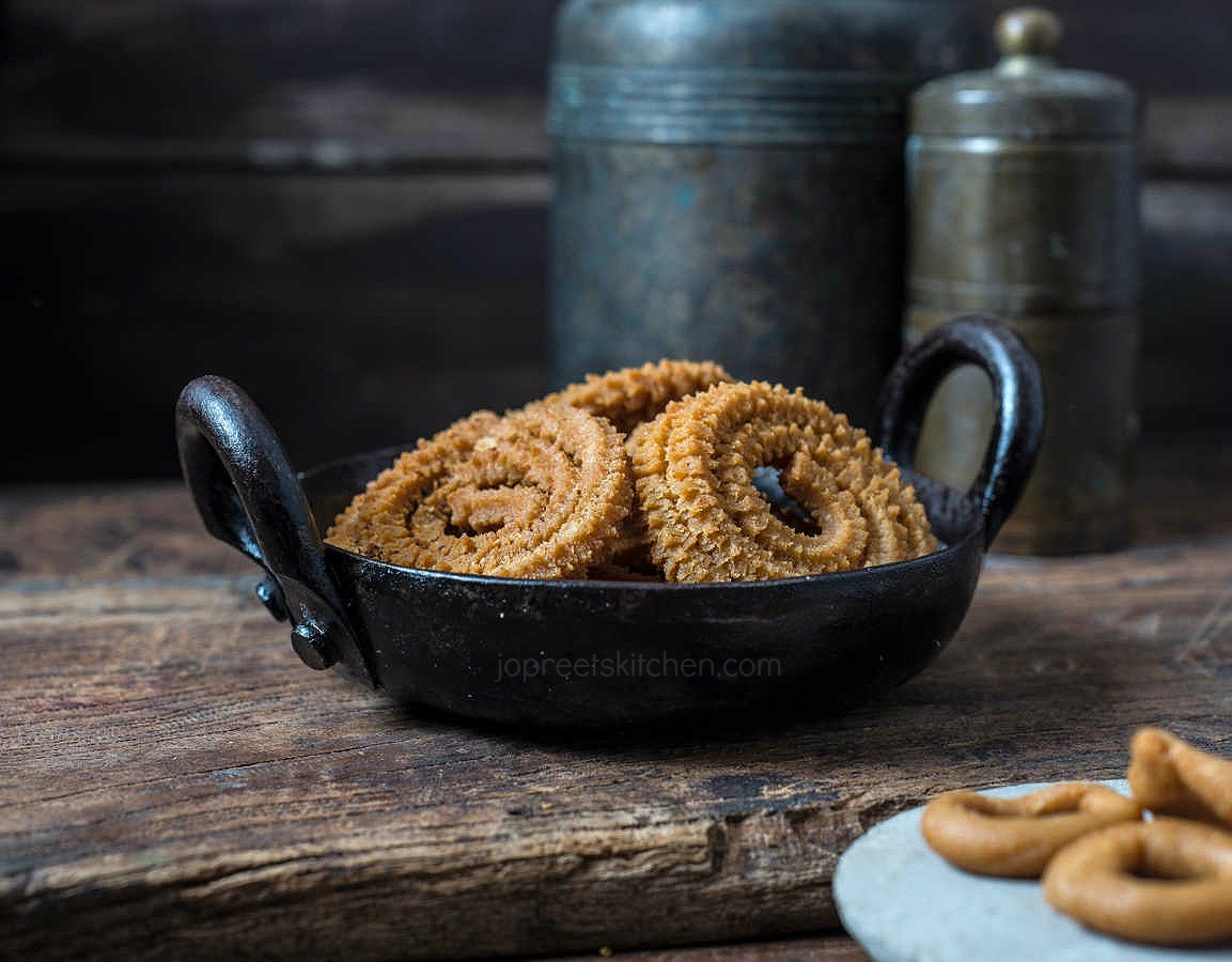 Wheat Flour Murukku | Godhumai Maavu Murukku | Diwali Snacks Recipes