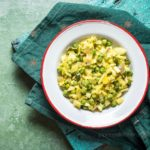 Simple Muttaikose Poriyal | Cabbage Peas Stir Fry