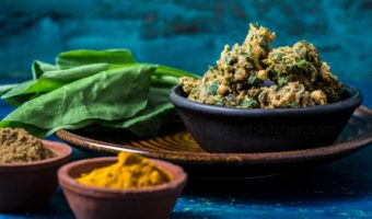 Palak Bhajia Recipe, How to prepare Spinach Pakora