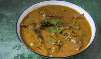 Mathi Meen Kuzhambu | Village style Fish Curry
