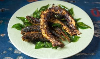 Mathi Meen Fry | Indian style Sardine Fish Fry
