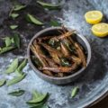 Nethili Meen Fry   South Indian style Anchovies Fry