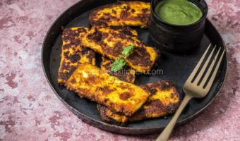 Paneer Tava Fry | Easy Paneer Starter Recipes