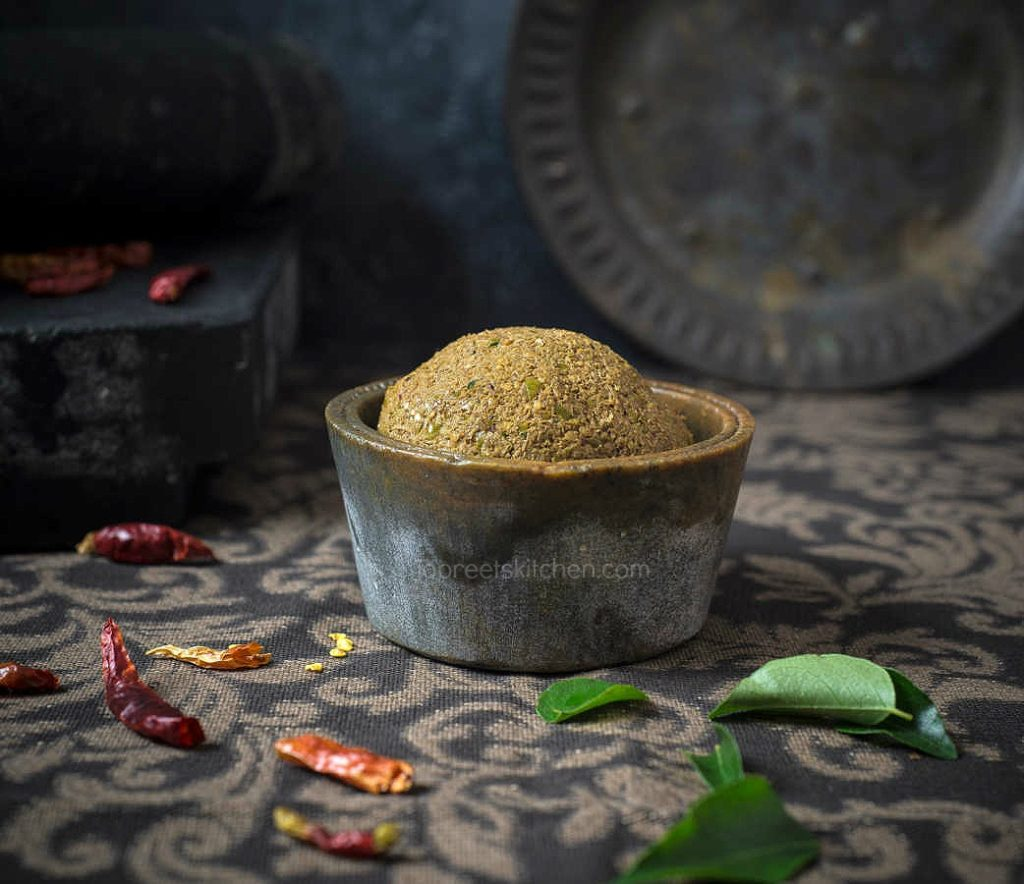 Pachai Sundakkai Thuvayal | Turkey Berry Thogayal