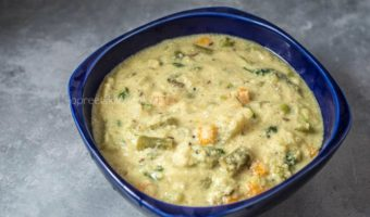 Vellai Kurma for Roti | How to prepare White Kurma