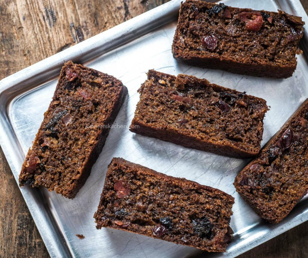 Fruity Teabread Recipe | Soaked Fruit Tea Cake