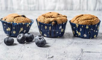 Blueberry Buttermilk Muffins | How to make Blueberry Muffins