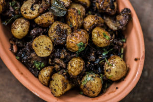 Mutton Aloo Fry | Spicy Mutton Fry
