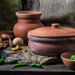 How to season clay pot